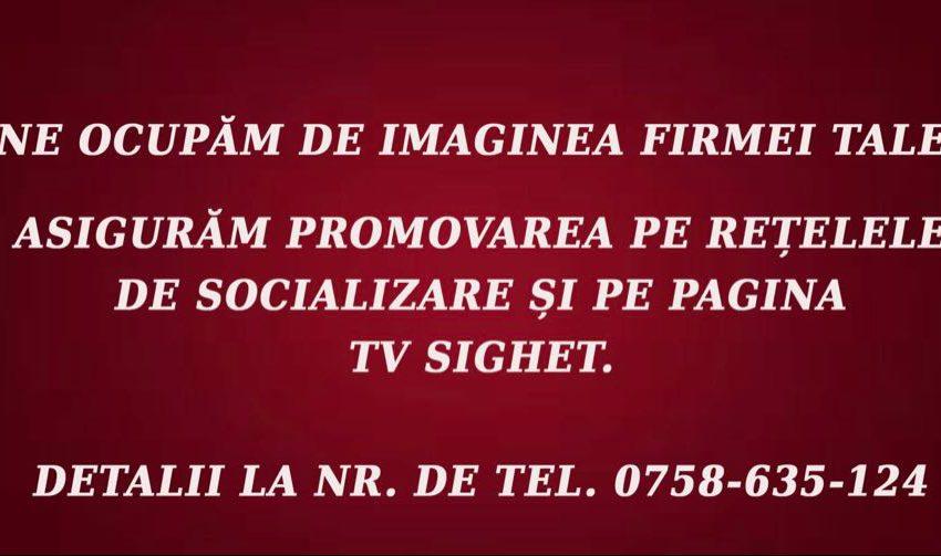 NE OCUPĂM DE IMAGINEA FIRMEI TALE !