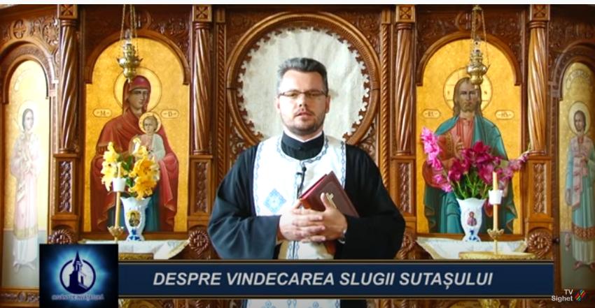 CUVÂNT DE ÎNVĂȚĂTURA    Despre vindecarea Slugii Sutașului