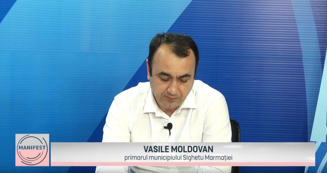 Ce investitii se vor face in Sighetu Marmatiei Primar Vasile Moldovan
