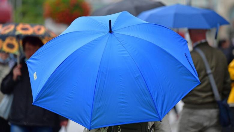 ANM anunță ploi în aproape toată țara și temperaturi variabile la început de septembrie