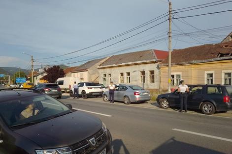 Peste 200 de sancțiuni au fost aplicate de polițiștii rutieri maramureșeni în patru ore