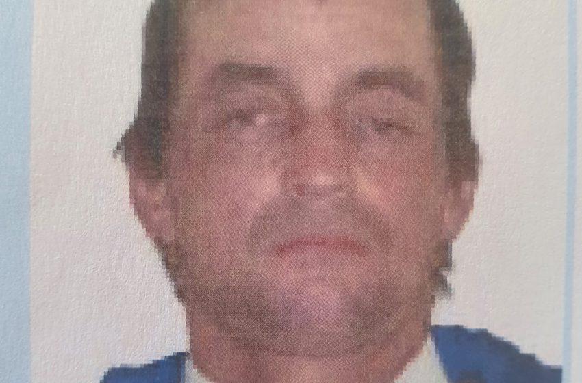 L-ați văzut? Un bărbat din Cernești este căutat de polițiști