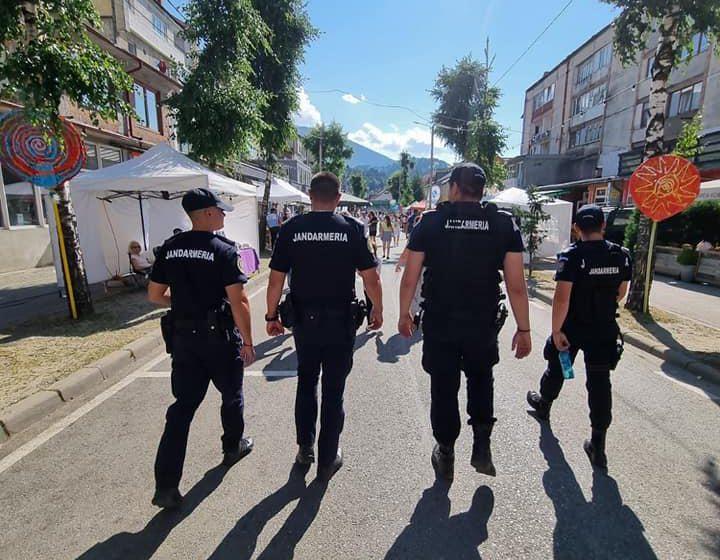 Jandarmii maramureşeni, la datorie și în acest sfârșit de săptămână