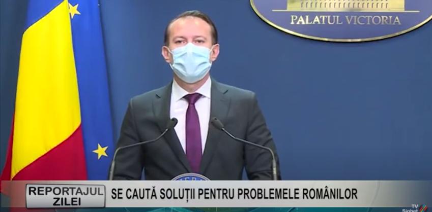 REPORTAJUL ZILEI   SE CAUTĂ SOLUȚII PENTRU PROBLEMELE ROMÂNILOR