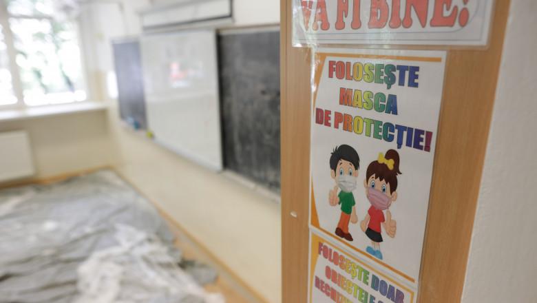 Ministrul Educației: Școlile trebuie închise ultimele. Nu am susținut vaccinarea obligatorie, dar testarea trebuie sprijinită