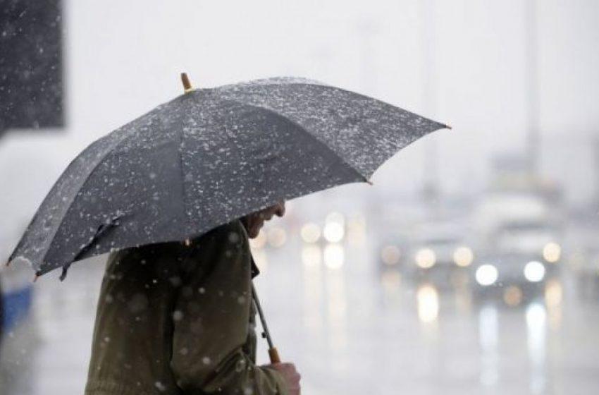 Meteorologii au transmis prima informare de ninsori și lapoviță din acest sezon