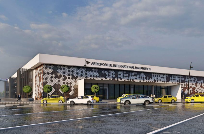 Aeroportul Internațional Maramureș va opera zboruri externe, de linie, în mod regulat începând cu anul 2022