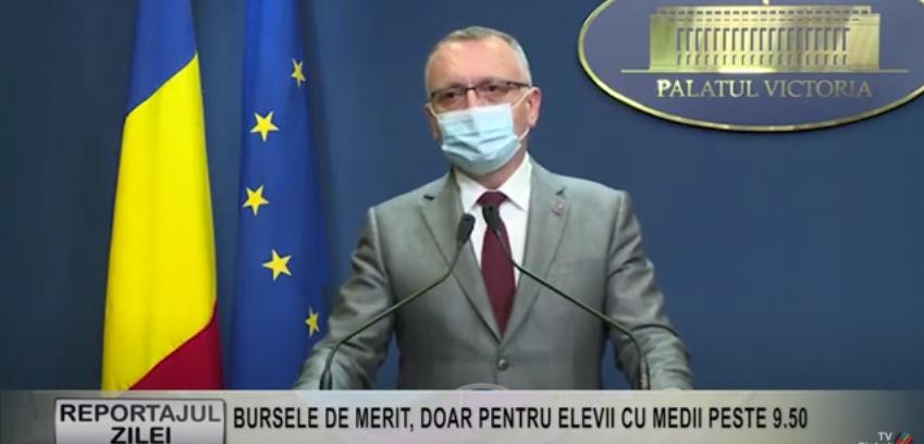REPORTAJUL ZILEI | BURSELE DE MERIT, DOAR PENTRU ELEVII CU MEDII PESTE 9 50