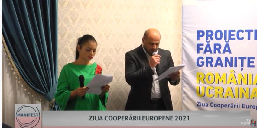 MANIFEST   ZIUA COOPERĂRII EUROPENE 2021