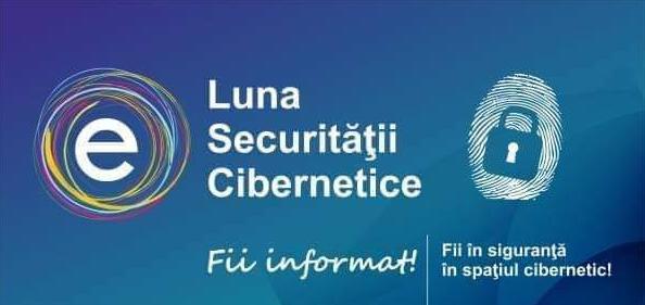 Luna europeană a securității cibernetice. Atenție la micile escrocherii! Pot cauza un prejudiciu mare